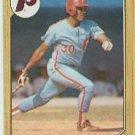 1987 Topps 294 Steve Jeltz