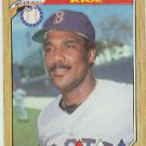 1987 Topps 610 Jim Rice AS
