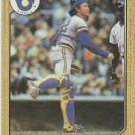 1987 Topps 676 Charlie Moore