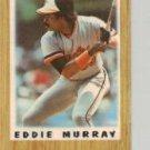 1987 Topps Mini Leaders #39 Eddie Murray