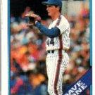 1988 Topps 181 David Cone