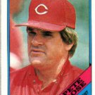 1988 Topps 475 Pete Rose MG