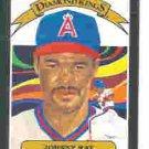 1989 Donruss 12 Johnny Ray DK