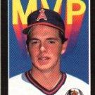 1989 Donruss Bonus MVP's BC21 Wally Joyner DP