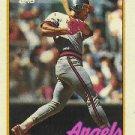 1989 Topps 455 Johnny Ray