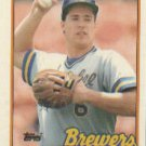 1989 Topps Traded #115T Billy Spiers RC