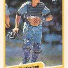 1990 Fleer 114 Mike Macfarlane