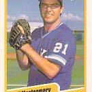 1990 Fleer 115 Jeff Montgomery
