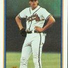 1991 Bowman 590 Ryan Klesko RC