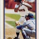 1991 Bowman 627 Jose Uribe