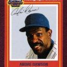 1991 Sunflower Seeds #14 Andre Dawson