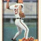 1991 Topps 127 Joe Price