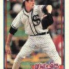 1991 Topps 219 Jack McDowell