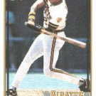 1991 Topps 570 Barry Bonds