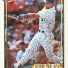 1991 Topps 592 B.J. Surhoff
