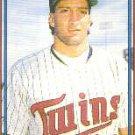 1991 Topps Traded #71T Scott Leius