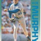 1992 Fleer 288 Rob Murphy