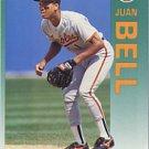 1992 Fleer 3 Juan Bell