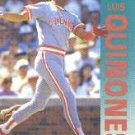 1992 Fleer 417 Luis Quinones