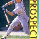 1992 Fleer 661 Henry Rodriguez MLP