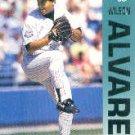 1992 Fleer 74 Wilson Alvarez