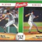 1992 French's #18 Jack Morris/Steve Avery