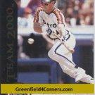 1992 Pinnacle Team 2000 #68 Luis Gonzalez