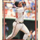 1992 Topps 611 Brian Hunter