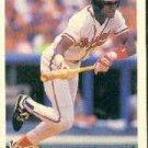 1993 Donruss 262 Otis Nixon