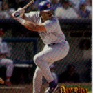 1993 Ted Williams #153 Juan Gonzalez