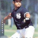 1997 Donruss #361 Hideki Irabu RC