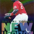 1997 Fleer New Horizons #15 Dmitri Young