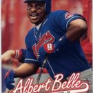 1997 Ultra #46 Albert Belle