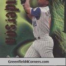 1998 Circa Thunder #149 Garret Anderson