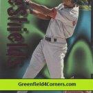 1998 Circa Thunder #227 Delino DeShields
