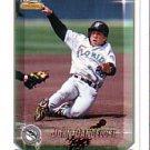 1998 Pacific Invincible Gems of the Diamond #153 John Cangelosi