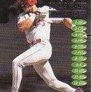 1998 SkyBox Dugout Axcess Double Header #DH7 Juan Gonzalez