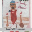 2000 Upper Deck MVP Draw Your Own Card #DT26 Sandy Alomar Jr.