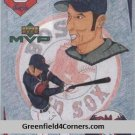 2000 Upper Deck MVP Draw Your Own Card #DT8 Nomar Garciaparra