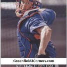 2008 Upper Deck First Edition #417 Brian Schneider