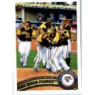 2011 Topps #126 San Diego Padres TC