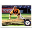 2011 Topps #206 Chase Headley