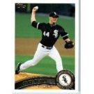 2011 Topps #537 Jake Peavy