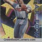 1996 Topps Chrome #86 Carlos Baerga STP