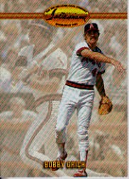 1993 Ted Williams #19 Bobby Grich