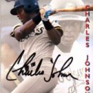 1994 Ted Williams #125 Charles Johnson