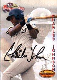 1994 Ted Williams #125 Charles Johnson