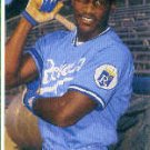 1991 Upper Deck Final Edition #19F Kerwin Moore RC