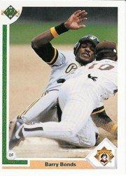 1991 Upper Deck #154 Barry Bonds