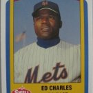 1990 Swell Baseball Greats #123 Ed Charles